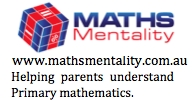 Maths Mentality helping parents understand primary school mathematics