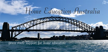 Join Home Education Australia group: one space to share information, resources links and