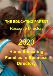Help support fellow home educating families earn a living or add your business to this very popular The Educating Parent Resource Directory by Beverley Paine